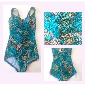 Maxine of Hollywood  Swimsuit Size 12